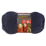 BERNAT SOFTEE CHUNKY, FADED DENIM