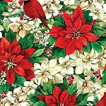 CHRISTMAS GARDEN,POINSETTIA