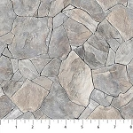 NATURESCAPES , GREY CRACKED STONE, BY NORTHCOTT