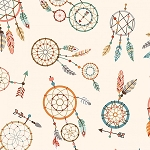 CAMP-A-LONG CRITTERS, DREAMCATCHERS, BY STUDIO E