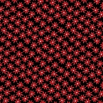 CHERRY TWIST, BLACK  DAISY DOT ,BY BENARTEX
