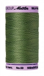 METTLER SILK FINISH 50 WT COTTON, 500M,   COMMON HOP