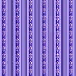 EMMA'S GARDEN,PURPLE LITTLE STRIPE ,BY MAYWOOD
