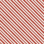 FRIENDLY GATHERING  TAUPE/RED DIAGONAL STRIPE, BY WILMINGTON