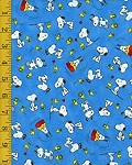 PEANUTS ,SNOOPY  BY QUILTING TREASURES