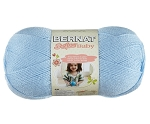 BERNAT SOFTEE BABY YARN, PALE BLUE