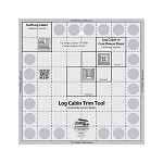 CREATIVE GRIDS, 6'' LOG CABIN TRIM TOOL