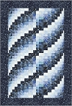 LAPPING WAVES BARGELLO QUILT PATTERN, BY DIANE MCGREGOR