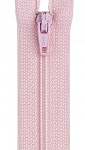 All Purpose Polyester Coil 16'' Zipper light pink , from Coats & Clark