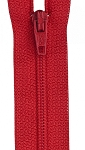 All Purpose Polyester Coil 16'' Zipper Atom Red  , from Coats & Clark