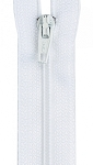 All Purpose Polyester Coil 16'' Zipper White  , from Coats & Clark