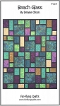 BEACH GLASS QUILT PATTERN, BY DENISE OLSON