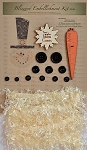 BLIZZARD SNOW CONE,EMBELLISHMENT KIT ,HAPPY HOLLOW DESIGNS