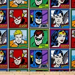 DC COMICS SUPER HERO BLOCKS, BY CAMELOT