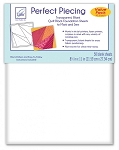 PERFECT PIECING FOUNDATION SHEETS, BY JUNE TAILOR