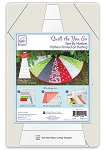 QUILT AS YOU GO, TREE SKIRT  BY JUNE TAILOR INC