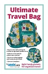 ULTIMATE TRAVEL BAG PATTERN, BY ANNIE'S