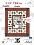 RUSTIC CHARM FLANNEL QUILT 1,
