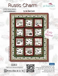 RUSTIC CHARM FLANNEL QUILT 2