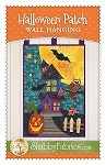 HALLOWEEN PATCH WALL HANGING, BY SHABBY FABRICS