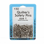 QUILTERS SAFETY PINS, BY COLLINS