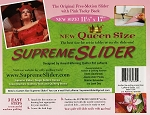 SUPREME SLIDER QUEEN,by  La Pierre  studio