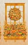 SHADES OF THE SEASON 10, HARVEST PANEL,BY ROBERT KAUFMAN