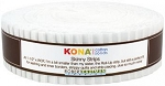 Kona; Skinny Strips, WHITE colorstory by Kona