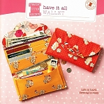 HAVE IT ALL WALLET PATTERN, BY STRAIGHT STITCH SOCIETY