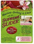 SUPREME SLIDER , BY LA PIERRE STUDIO