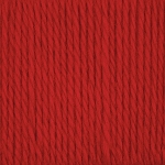 CLASSIC WOOL WORSTED,BRIGHT RED , BY PATONS