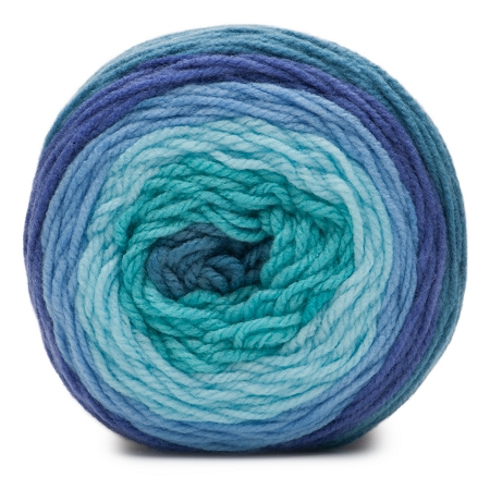 Bernat Pop Yarn Blue Blaze