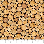 NATURESCAPES, LOGS, BY NORTHCOTT