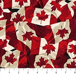 OH CANADA 8, FLAGS, BY NORTHCOTT