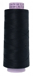Mettler Silk Finish 50Wt cotton Thread, 2000yds, Black