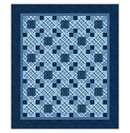 GOT THE BLUES,  SINGING THE BLUES PATTERN, BY DESIGNS FOR DIVAS