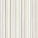 WINTER WOODLAND, NATURAL STRIPE  BY CLOTHWORKS