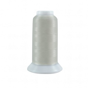 BOTTOM LINE, POLYESTER THREAD,60WT,3000 YDS,NATURAL WHITE