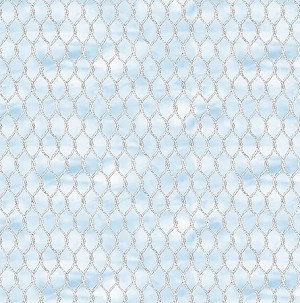 HARBOR LIGHTS,LIGHT BLUE/GREY  ROPE  , BY WILMINGTON