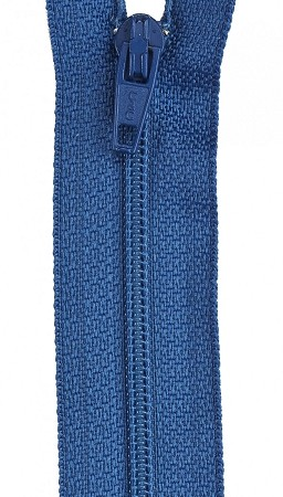 All Purpose Polyester Coil 16'' Zipper Liberty Blue  , from Coats & Clark