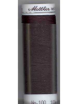 Mettler Metrosene Polyester thread, Black, 300Yds