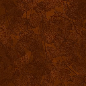 AUTUMN REVERIE,BROWN  TONAL , BY CLOTHWORKS